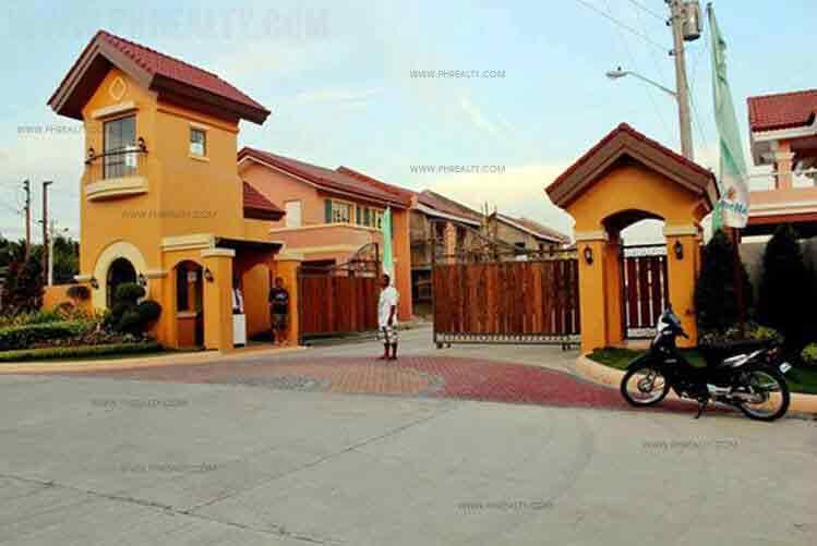 Camella Tagum - Entrance Gate