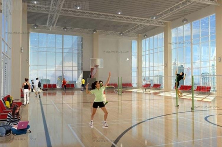 Noble Place - Badminton court