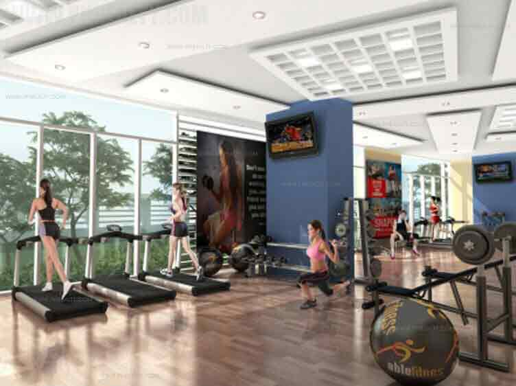 Noble Place - Gym