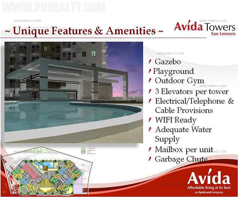 Avida Towers San Lorenzo - Swimming Pool