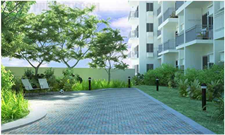 Avida Towers San Lorenzo - Landscaped Area