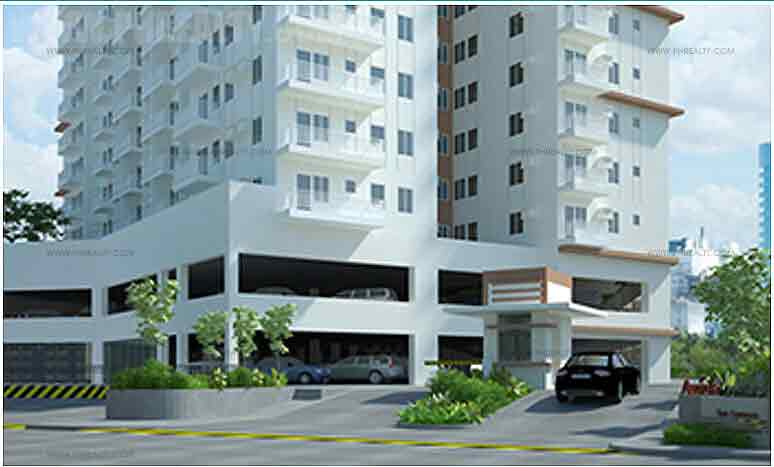 Avida Towers San Lorenzo - Parking Area