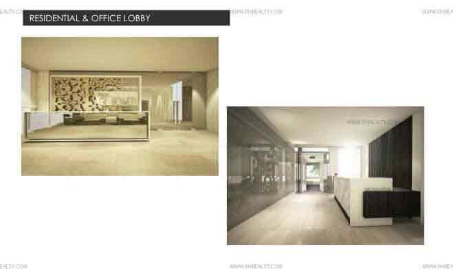 Vista Taft 1344 - Residential & Office Lobby