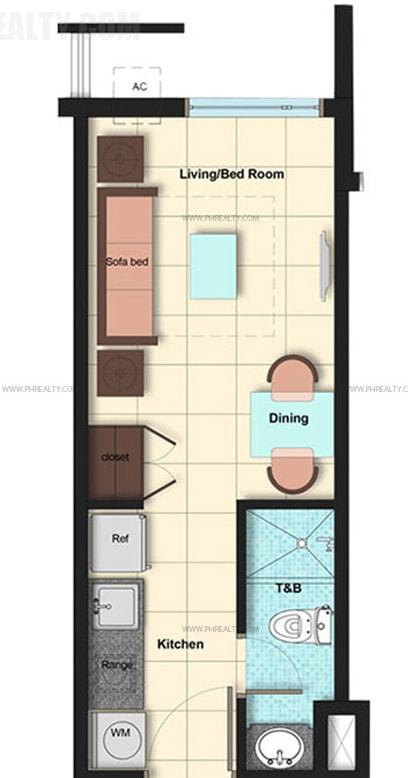 Vista Taft 1344 - Studio
