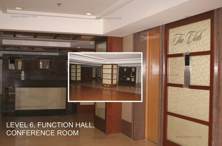 Greenbelt Parkplace - Function Hall