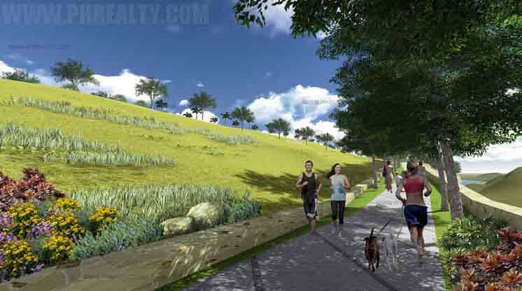 Pahara - Jogging Path