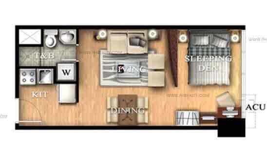 Greenbelt Madisons - Unit B, C, D, E, H, I, J, K Studio