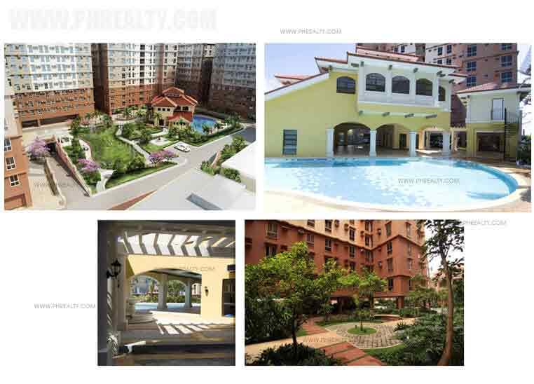 Avida Towers Sucat - Clubhouse,Swimming Pool,Payground ans Jogging path