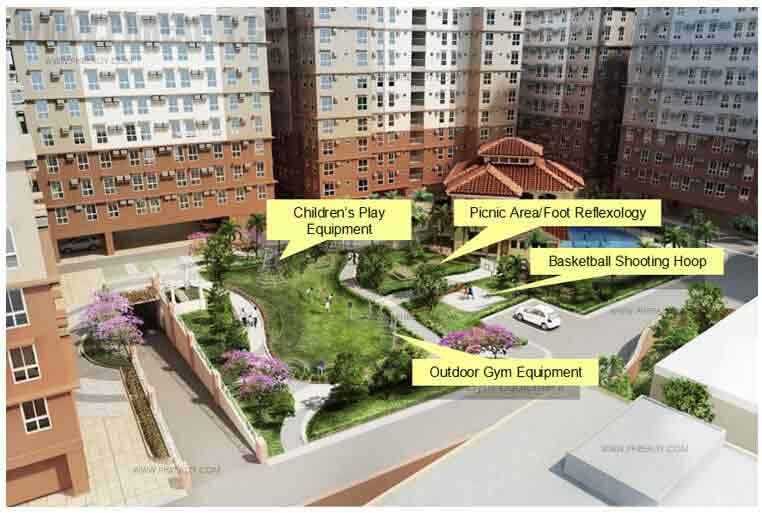 Avida Towers Sucat - Expanded Amenity Area