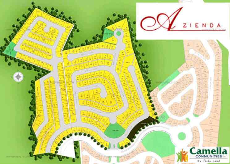 Camella Azienda - Site Development Plan