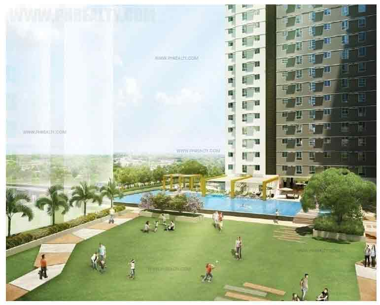 Avida Towers Vita - Grand Lawn