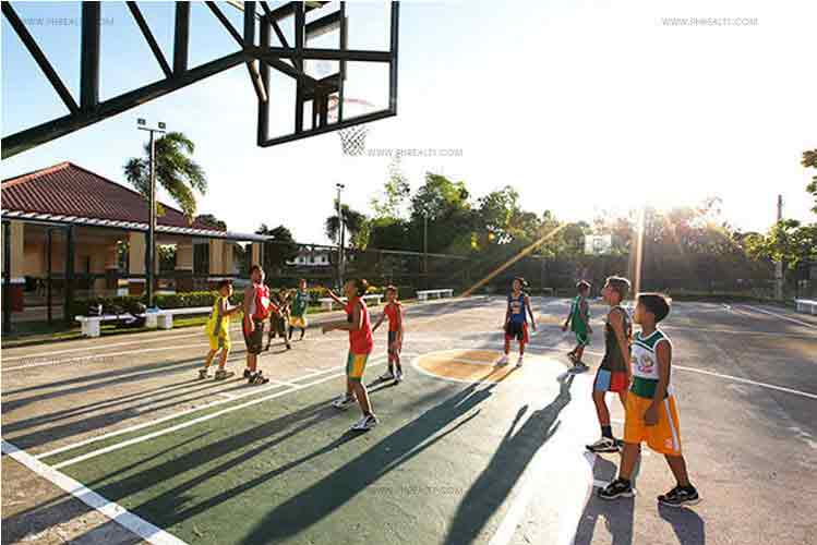 Camella Altea - Basketball Court