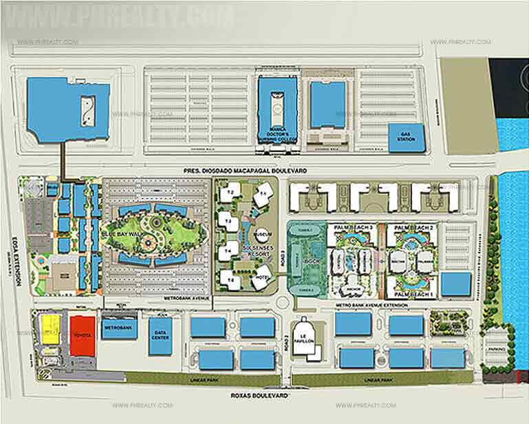 Bay Garden Club and Residences - Site Development Plan