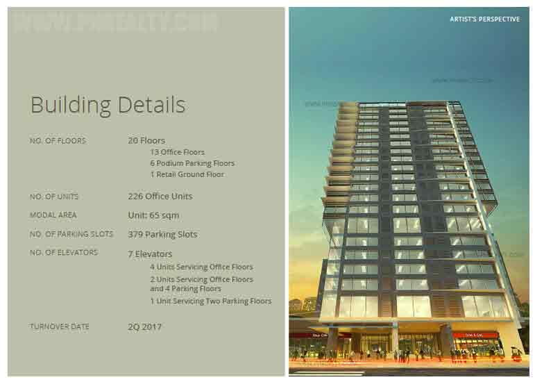 One Park Drive - Building Details