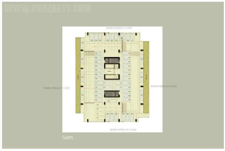 One Park Drive - Podium 6th Floor