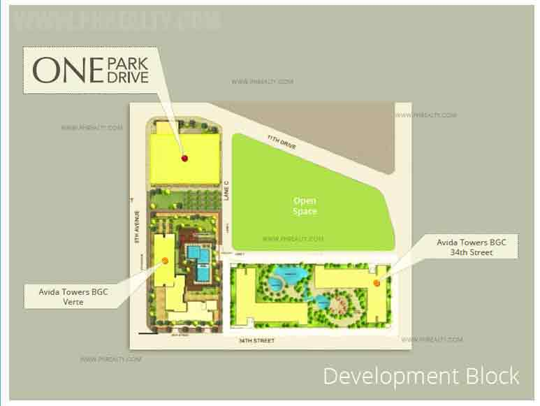 One Park Drive - Site Development Plan