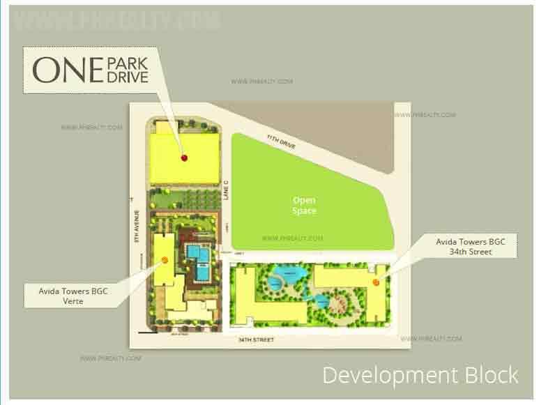One Park Drive - Site Development Plan