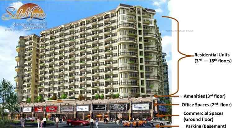 Solemare Parksuites - Building Plans