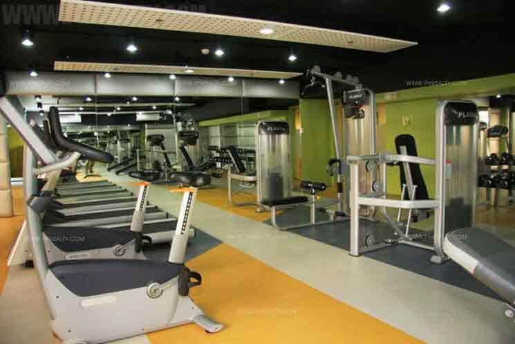 Solemare Parksuites - The Gym