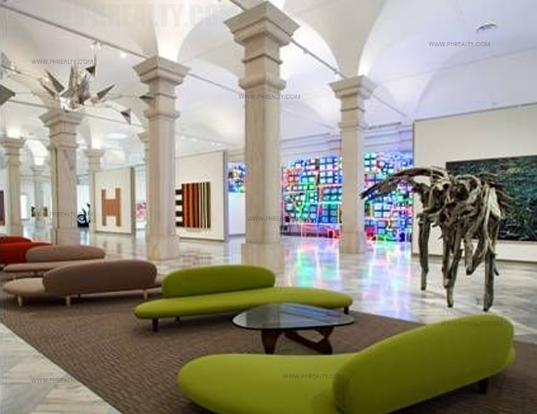 KL Mosaic - Lobby