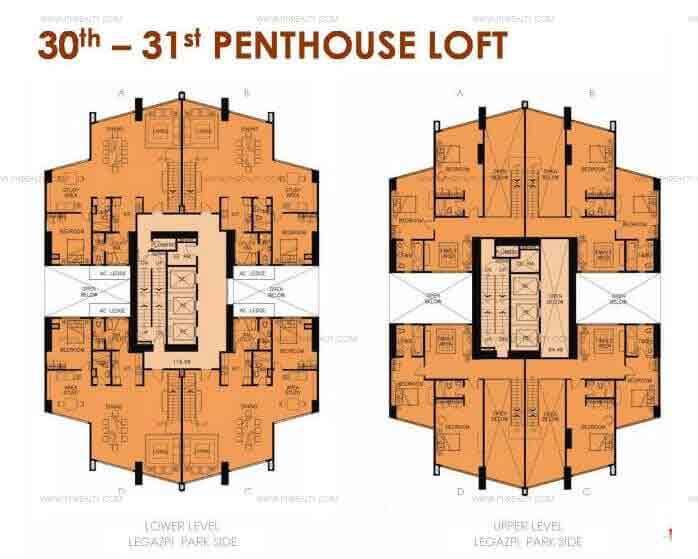KL Mosaic - 30th - 31st Floor