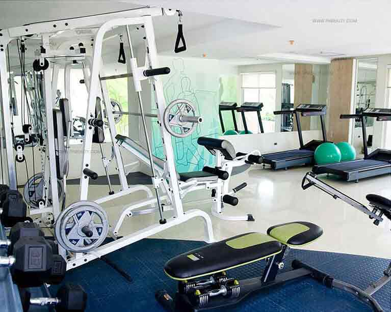 878 Espana - Fitness Gym