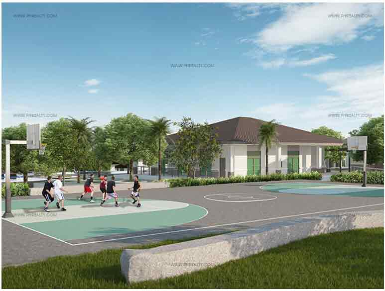 Southgrove Estates - Basketball Court