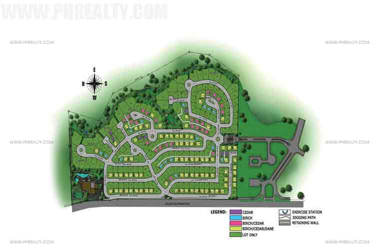 Southgrove Estates - Site Development Plan