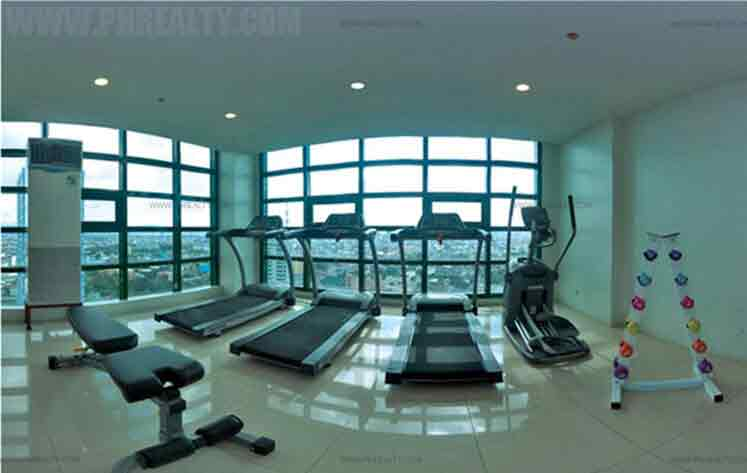 The Symphony Towers  - Gym