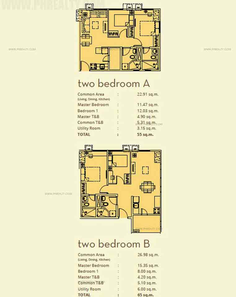 The Montane - Two Bedroom