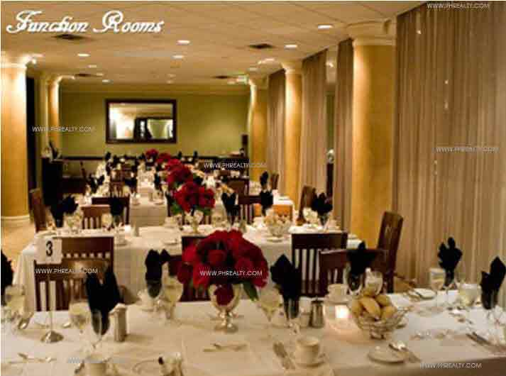 The Currency - Function Room
