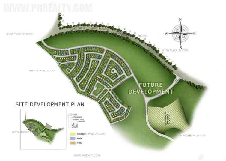 Woodhills Settings - Site Development Plan