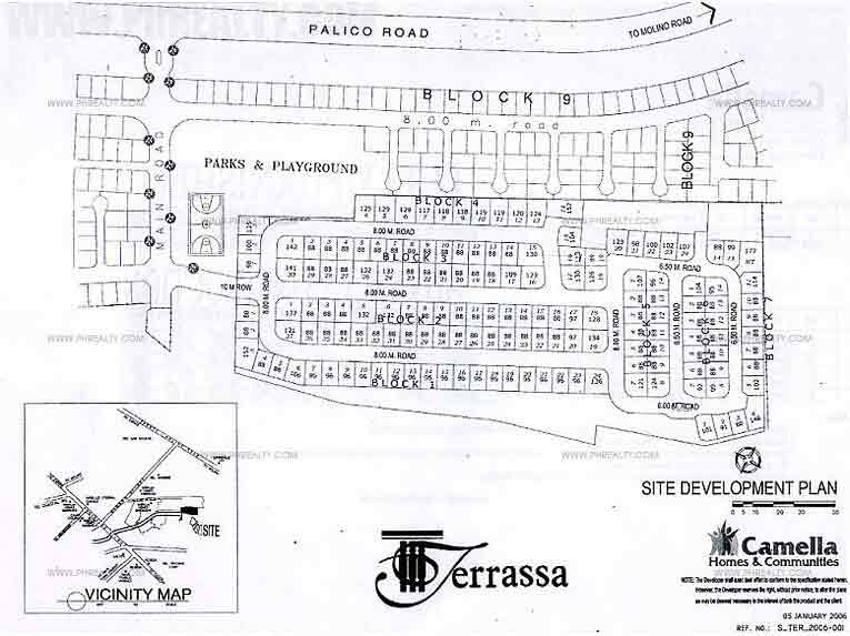 Tierra Nevada - Site Development Plan