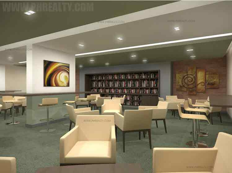 Vista Residences Taft - Study Hall
