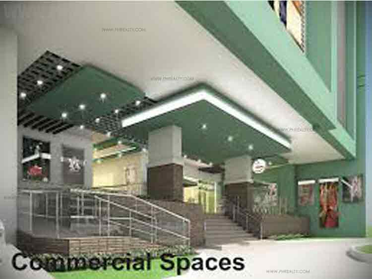 Vista Residences Taft - Commercial Space