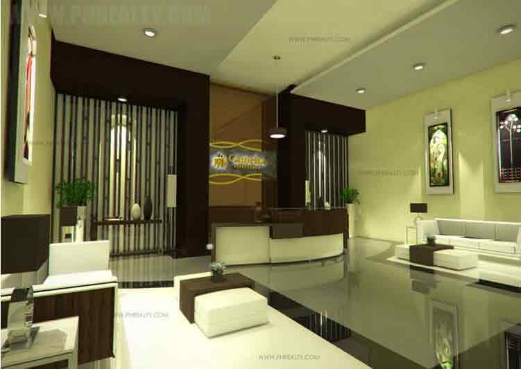 Vista Residences Taft - Lobby