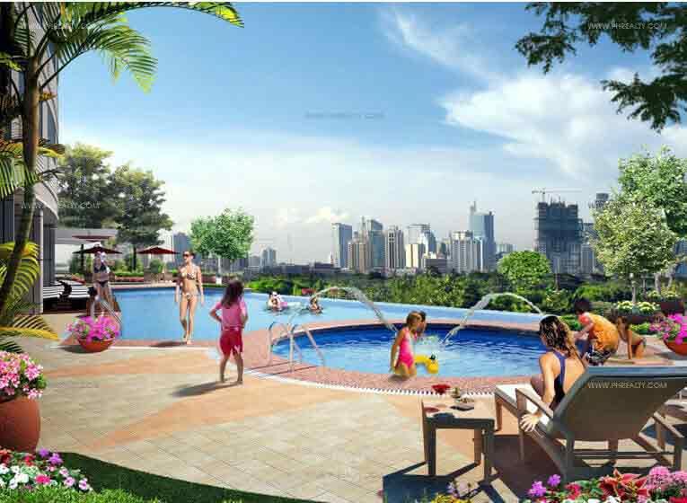 Madison Park West - Pool