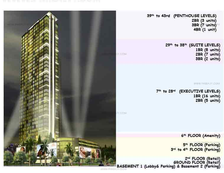 Madison Park West - Building Plan