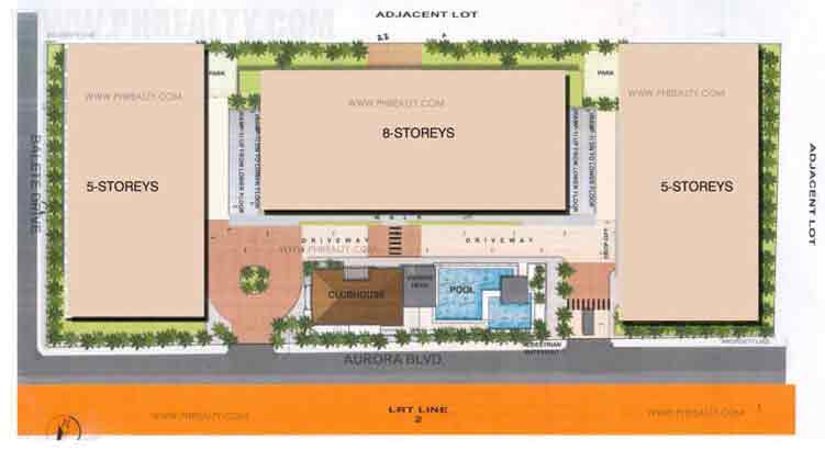 Pine Crest - Site Development Plan