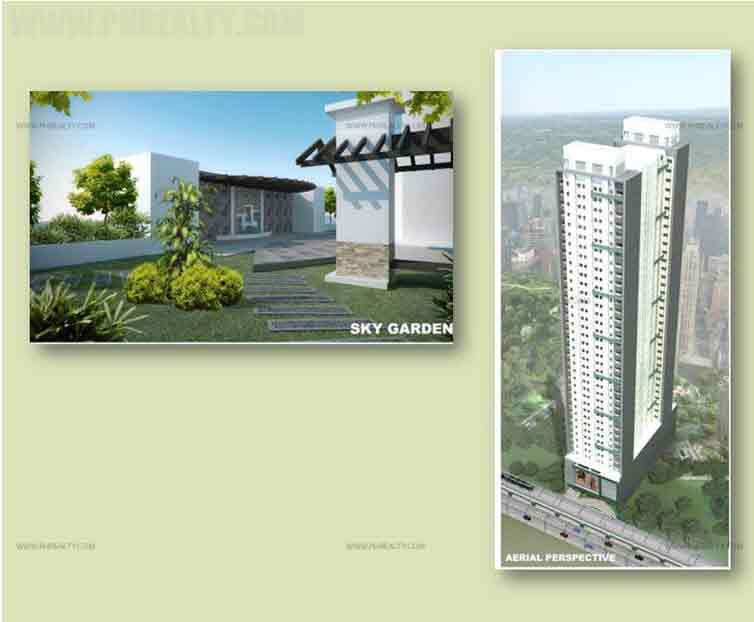 Camella Condo Homes Katipunan - Sky Garden