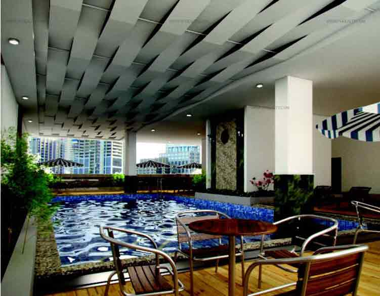 Camella Condo Homes Katipunan - Swimming Pool