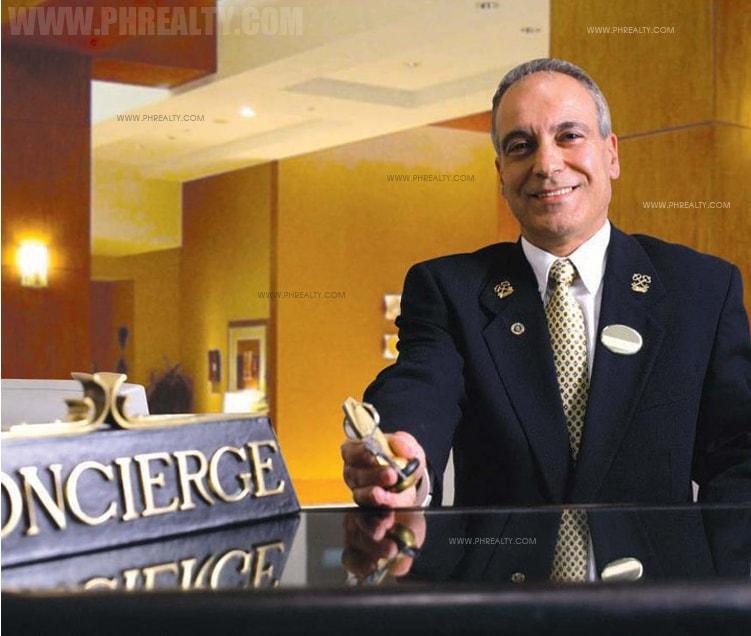 One Central - Concierge