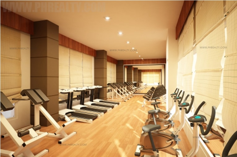 Marco Polo Residences - Gym
