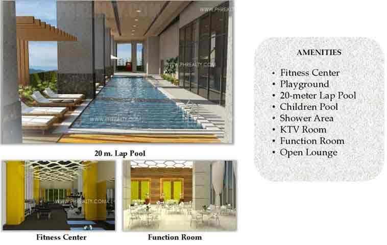 Princeview Parksuites - Amenities