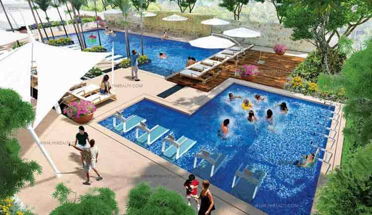 One Pacific Residence - Aqua Gym