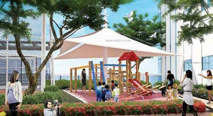 One Pacific Residence - Children's Play Area