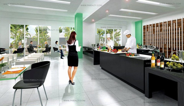 One Pacific Residence - Culinary Station