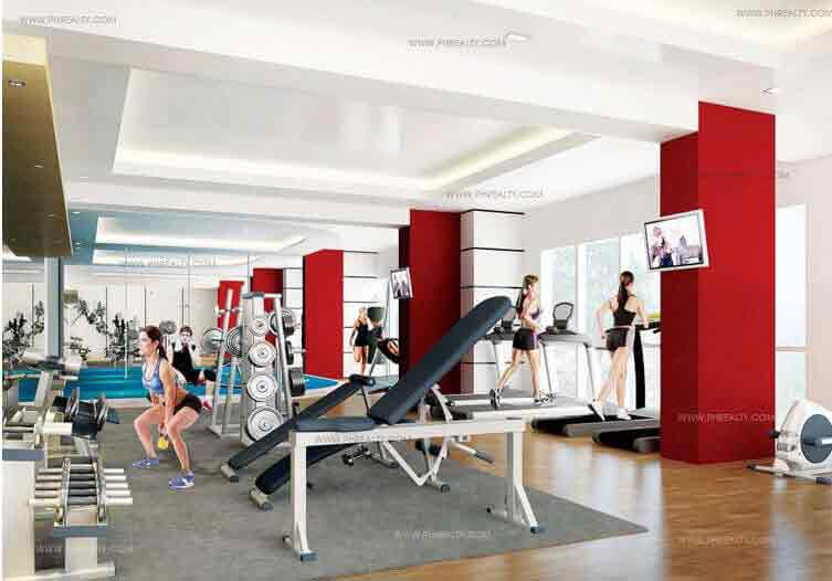 One Pacific Residence - Gym
