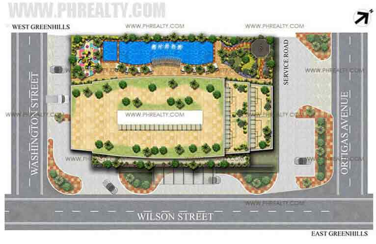One Wilson Square - Site Development Plan