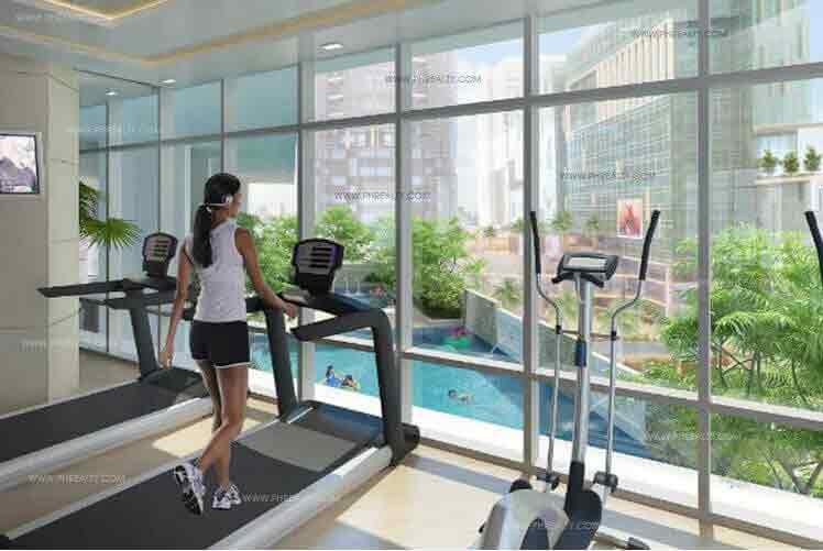 Uptown Ritz Residence - Gym